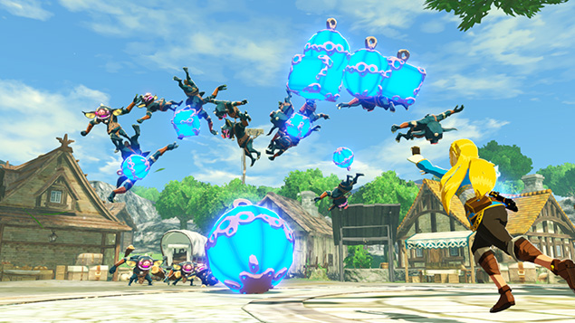 Hyrule Warriors Age Of Calamity All The Screenshots And Artworks You Need Nintendobserver